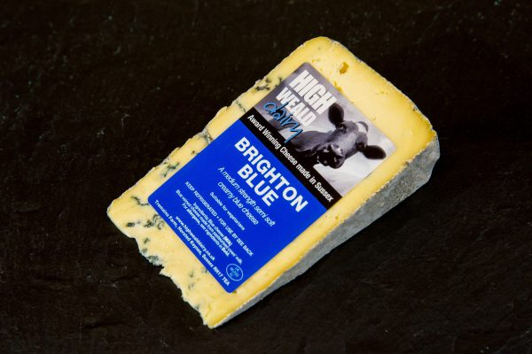 High Weald Dairy Brighton Blue 150g wedge