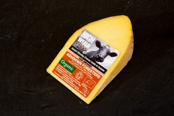 High Weald Dairy Oak Smoked 150g wedge