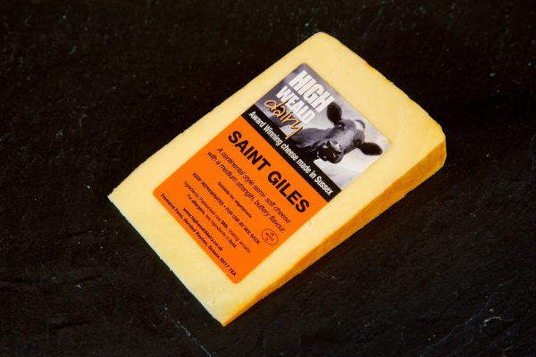 High Weald Dairy St Giles 150g wedge