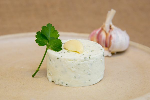 High Weald Dairy Sussex Slipcote Garlic & Herb