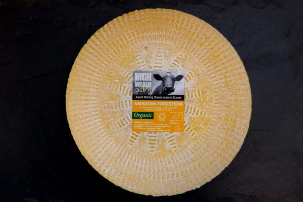 High Weald Dairy Ashdown Foresters whole wheel 2kg