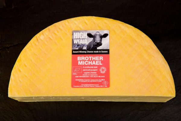 High Weald Dairy Brother Michael half wheel 1.5kg