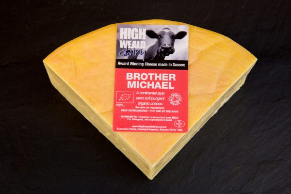 High Weald Dairy Brother Michael quarter wheel 750g