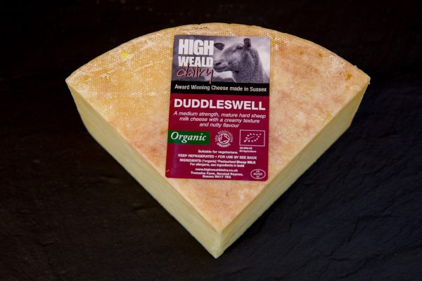 High Weald Dairy Duddleswell quarter wheel 750g