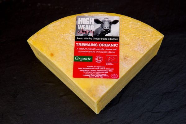 High Weald Dairy Tremains quarter wheel 1kg
