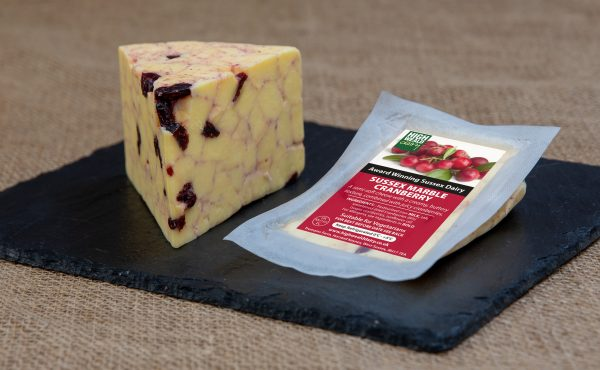cranberry cheese christmas
